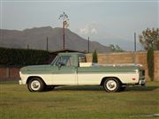 Mi pick up Ford F100 69