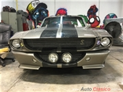 Ford Mustang eleanor  coupe Coupe 1967