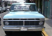Ford Custom, americana, caja larga Pickup 1974