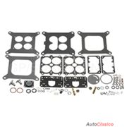 KIT FULL CARBURADOR 4 GARGANTAS MOTORCRAFT MUSTANG 351