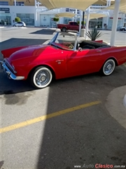 Otro Sunbeam Alpine Convertible 1960