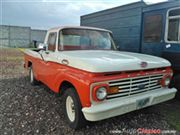 Ford pick up Pickup 1963