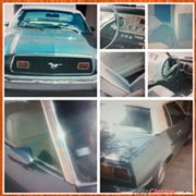 Ford Mustang Coupe 1976