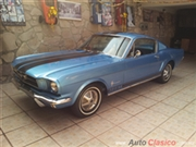 Ford MUSTANG 1965  2 + 2  FAST  BACK ORIGINAL Fastback 1965