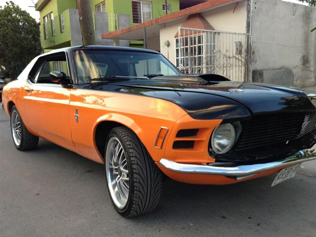 Ford mustang Hardtop 1970 #15141 | AutoClasico
