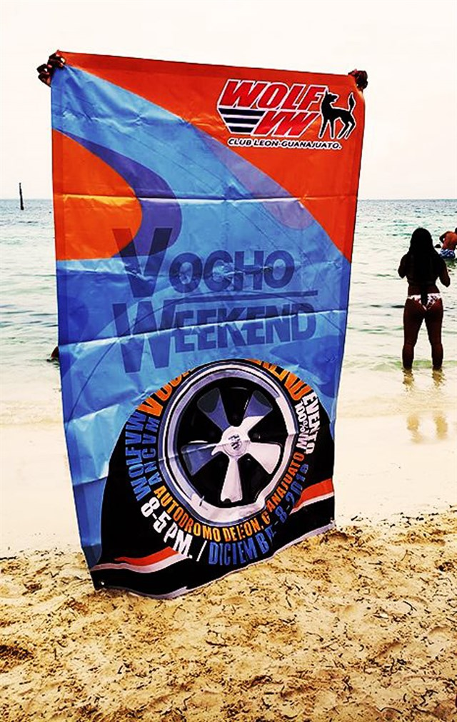 Vocho Weekend 2019