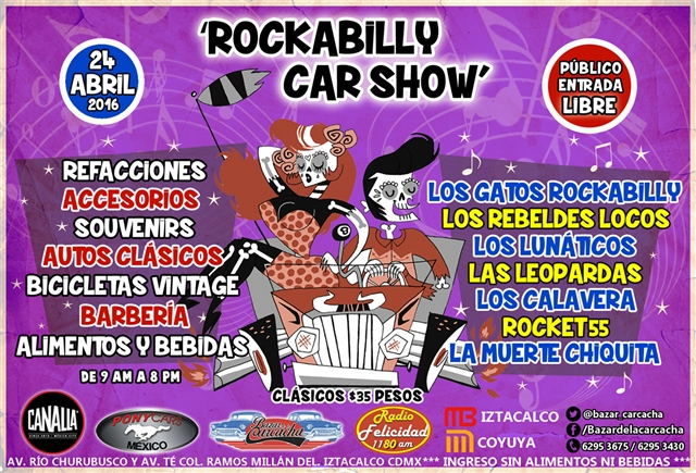 Rockabilly Car Show