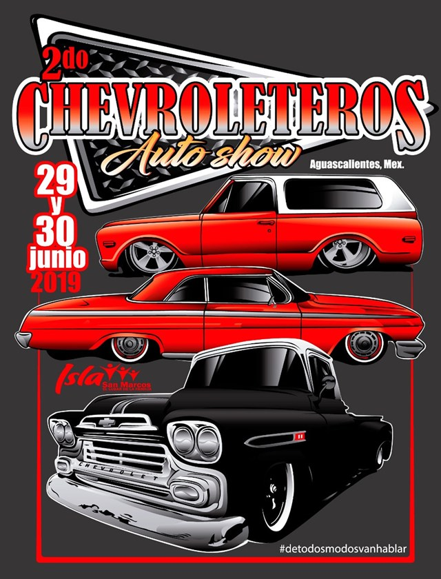 2do Chevroleteros Auto Show