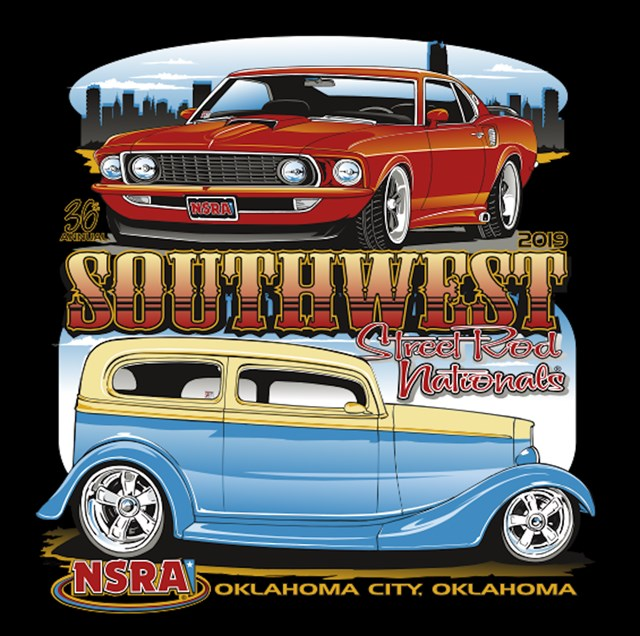 36th Annual Southwest Street Rod Nationals