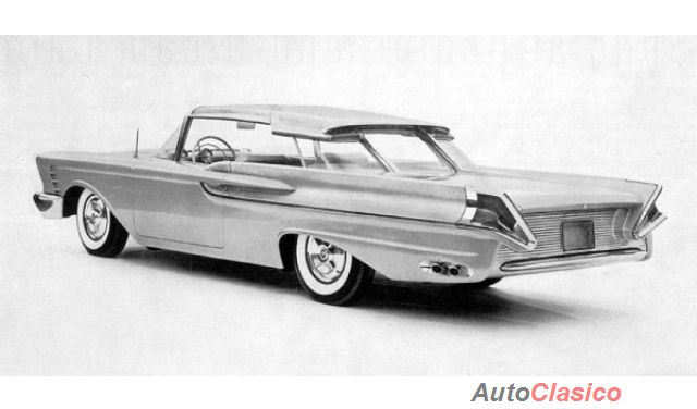 1956 Mercury XM Turnpike Cruiser |