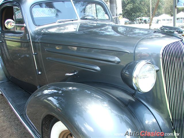 Chevrolet Bussines Coupe 1936 |