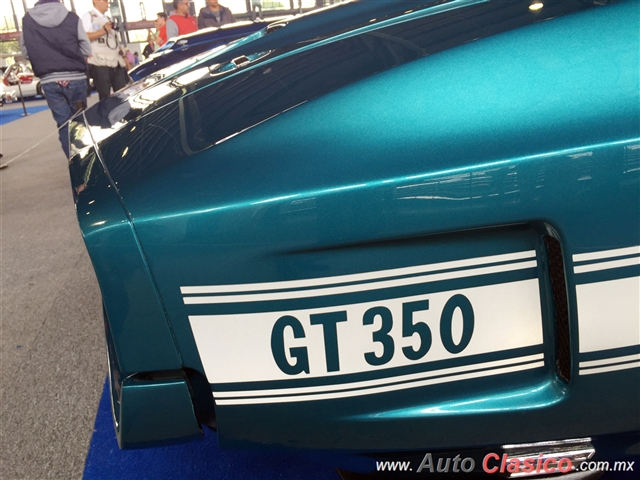 Imágenes del Evento - Parte III | 1969 Ford Mustang Fastback V8 302 pulg3 220hp
