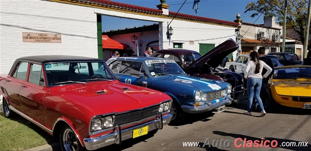 Event Images - Courtesy of Club Amigos de Automoviles Antiguos |