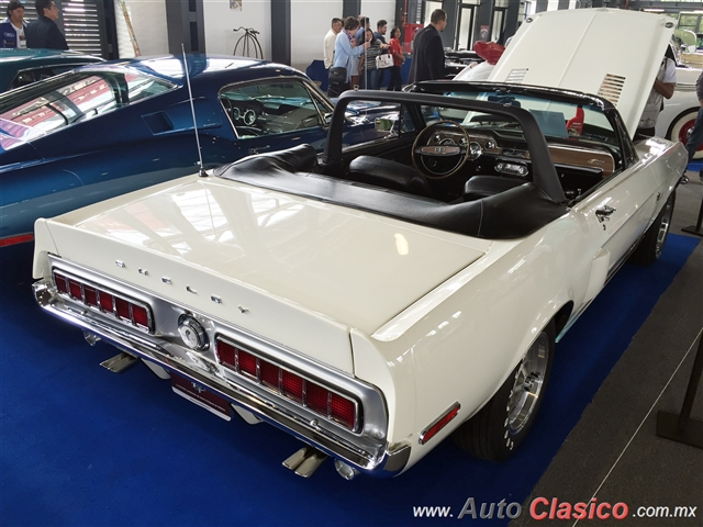 Imágenes del Evento - Parte III | 1968 Ford Mustang GT500KR Convertible V8 428 pulg3 420hp