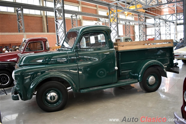 Imágenes del Evento - Parte II | 1951 Dodge Job Rated Pickup