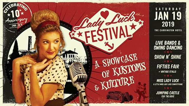 Lady Luck Festival 2019