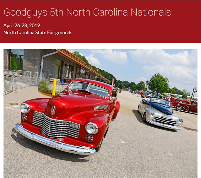 Goodguys 5th North Carolina Nationals