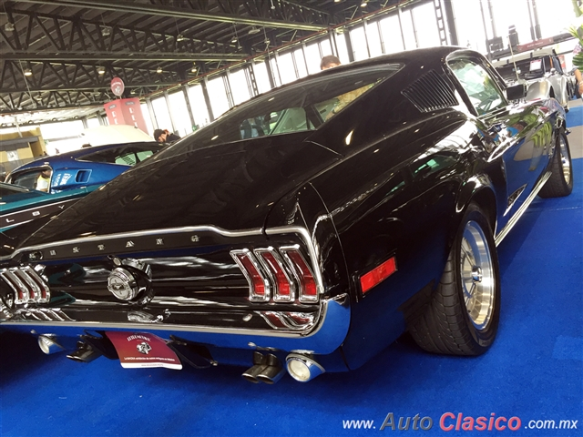 Imágenes del Evento - Parte III | 1968 Ford Mustang Fastback V8 289 pulg3 195hp
