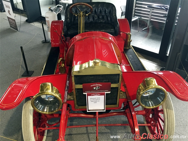 1910 Maxwell Q-2 Runabout |