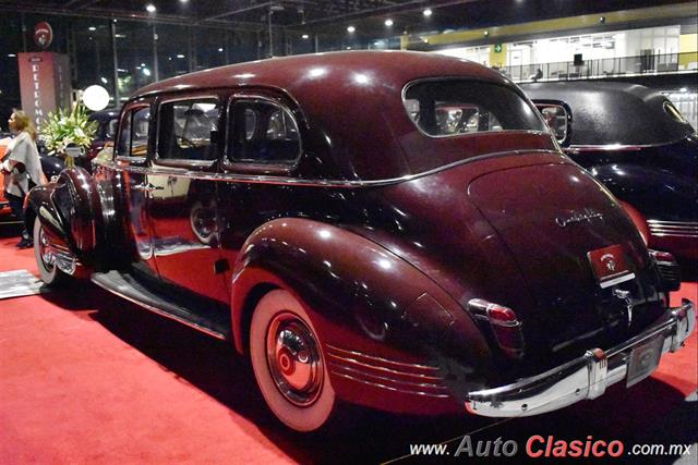 1942 Packard One Eighty | 1942 Packard One Eighty, 8 cilindros en línea de 356ci con 165hp