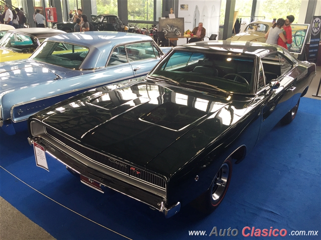 Imágenes del Evento - Parte VIII | 1968 Dodge Charger RT motor V8 440ci