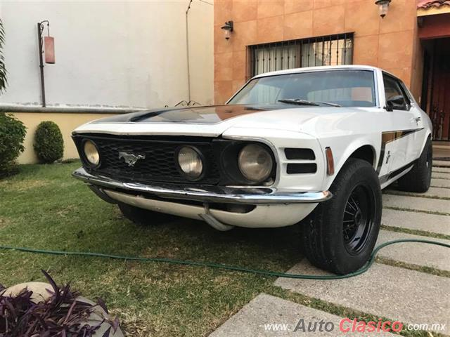 Ford Mustang Hardtop 1970 #29138 | AutoClasico