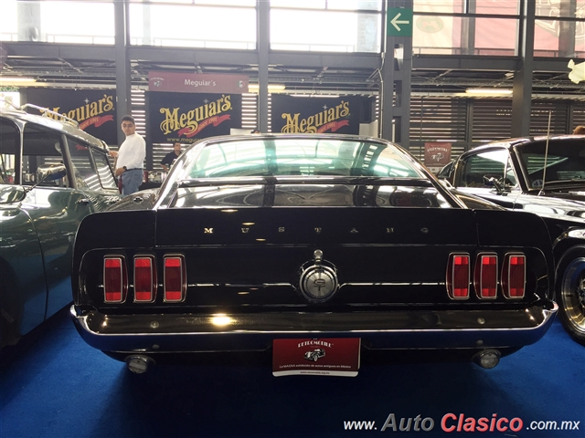 Imágenes del Evento - Parte III | 1969 Ford Mustang GT Fastback