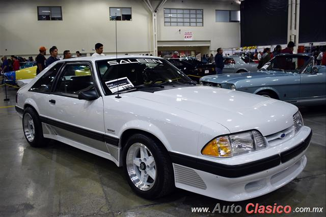 Imágenes del Evento - Parte X | 1989 Ford Mustang Saleen