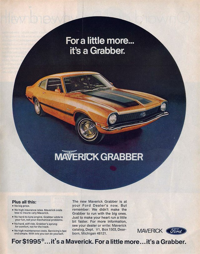 Ford Maverick | 1970 Ford Maverick