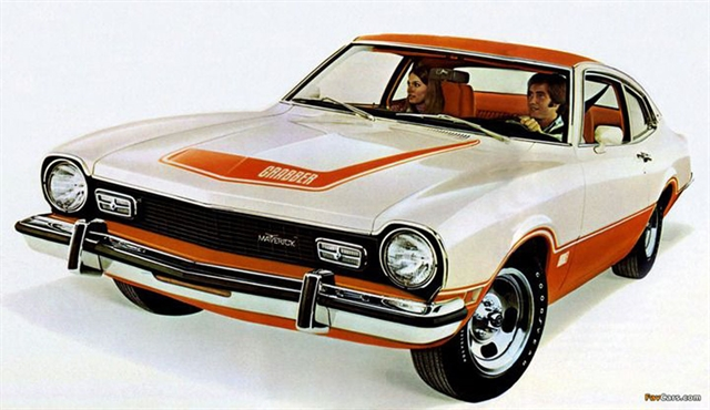 Ford Maverick | 1974 Ford Maverick