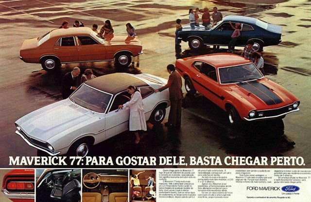 Ford Maverick | 1977 Ford Maverick