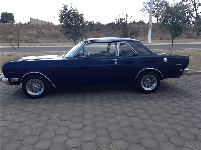 Ford Falcon Sedan 1968 13674 Autoclasico