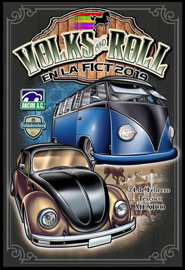 Volks And Roll en la FICT 2019