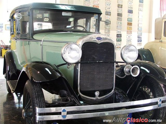 1930 Ford A 4 Puertas Autoclasico