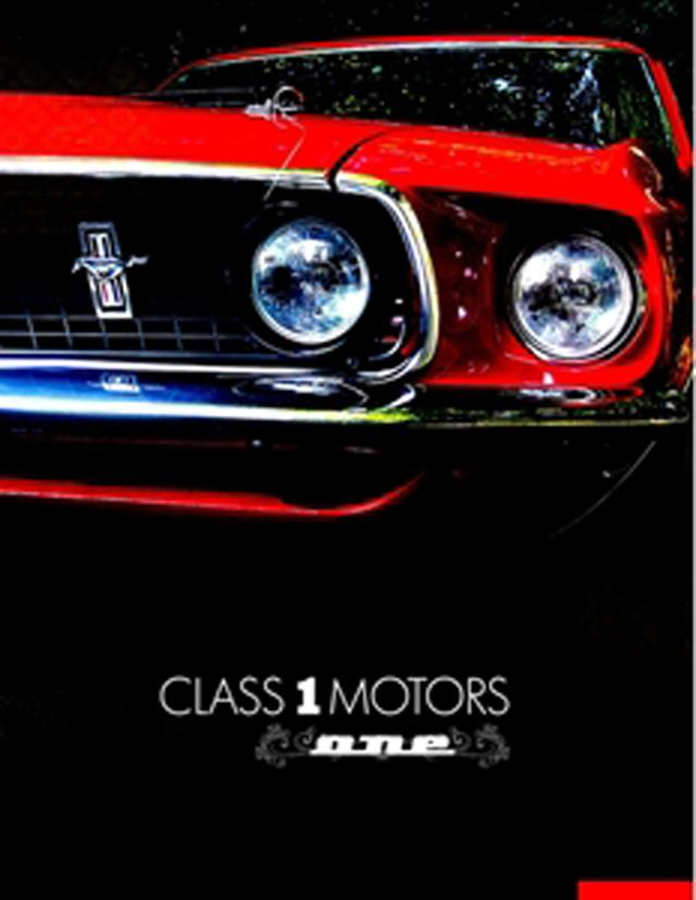 Classic One Motors Expo