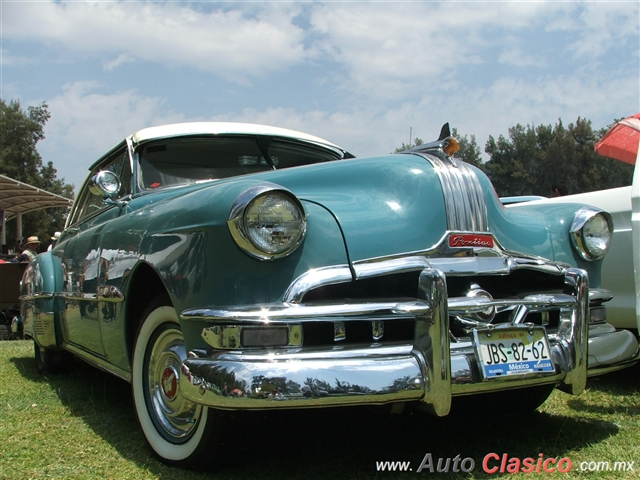 1951 Pontiac Eight Chieftain Deluxe Catalina Hardtop |