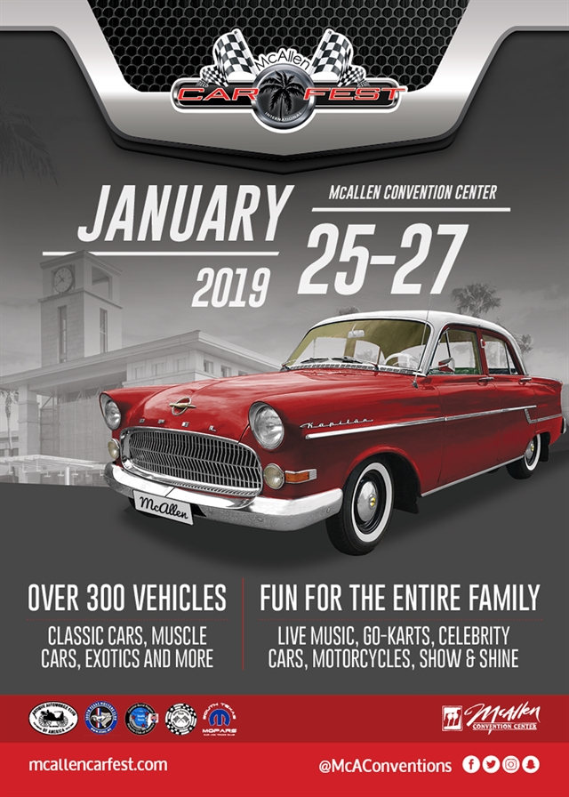 McAllen International CarFest 2019