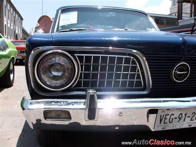 Plymouth Barracuda 1966 |