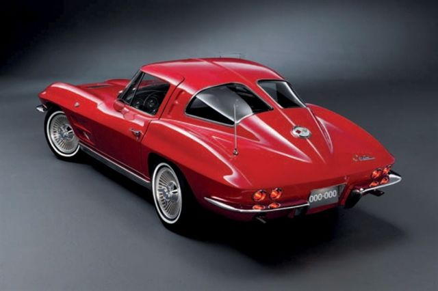 Corvette Sting Ray 1963-67 |