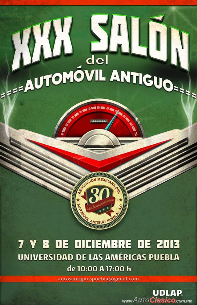 XXX Salon del Automovil Antiguo