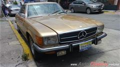 1973 Mercedes Benz SL420 Coupe