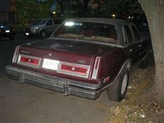 1981 Chrysler LEBARON Coupe