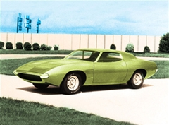 1975 Plymouth Barracuda