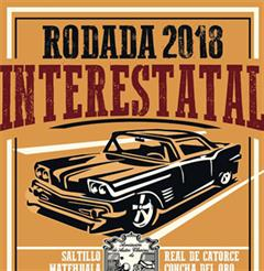 Rodada Interestatal 2018