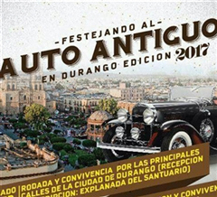 Celebrating the Old Car in Durango 2017 Edition