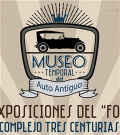 Temporary Museum of the Vintage Auto Aguascalientes