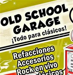 Old School Garage Marzo 2018