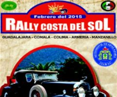 XV Rally Costa del Sol 2015