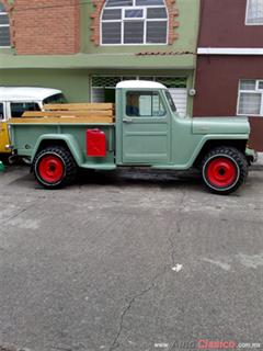 1951 Willys Jeep Willys Pickup