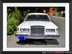 1983 Lincoln LIMO LINCOLN TOWN CAR CLASICO !!! Limousine